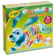 Crayola Doodle Dog Arts and Crafts Toy with Pencils and Marker Pens