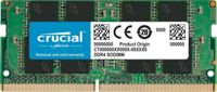 16GB Crucial 3200MHz PC4-25600 CL22 1.2V DDR4 SO-DIMM Memory Module