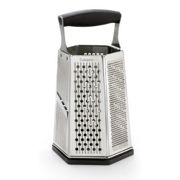 Cuisipro Grater 6 sides with box