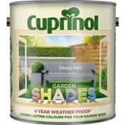 Cuprinol Garden shades Dusky gem Matt Wood paint 2.5L