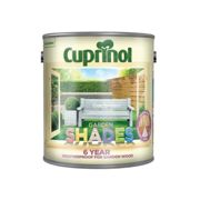 Cuprinol Garden shades Fresh rosemary Matt Wood paint 2.5