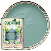 Cuprinol Garden Shades Matt Wood Treatment - Seagrass 5L