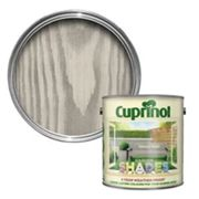 Cuprinol Garden shades Natural stone Matt Wood paint 2.5L