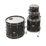 Custom Shell Set 02622B Satin Black