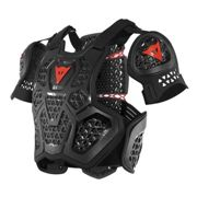 Dainese MX1 Roost Guard Protector Vest, black, size L XL 2XL
