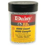 Daisy 6000 Count Bb Tube One Size