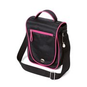 dBb Remond bag New Style black and Fuchsia