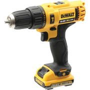 DCD716D2-GB 10.8V XR Sub Compact Hammer Drill Driver with 2x 2.0ah Batteries