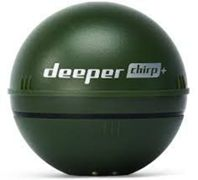 Deeper Chirp+ One Size Military Green