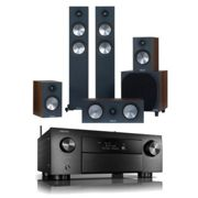 Denon AVCX4700H 9.2ch 8K AV Receiver with Dolby Atmos HEOS Built-in and Voice Control Black