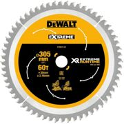 DeWalt Cordless XR FLEXVOLT Mitre Saw Blade 305mm 60T 30mm