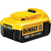 DeWalt DCB182 18v XR Cordless Li-ion Battery 4ah 4ah