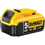DeWALT DCB184-XJ 18 V 5.0 Ah Li-Ion Battery