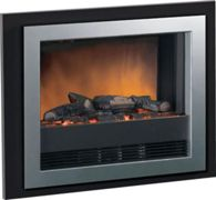 Dimplex Bizet Wall Mounted Remote Control Electric Fire - BZT20N