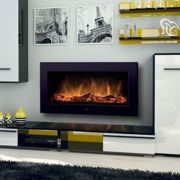 Dimplex SP16 Wall Mounted Remote Control Electric Fire - SP16E