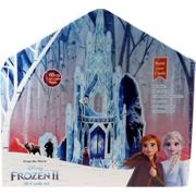 Disney Frozen 2 Large 60cm High Build And Make Your Own 3D Ice Castle