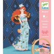 Djeco - Embroidery Kit Fashion Cocktail