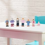 Dolls Family (7-pieces) - Kidkraft (65202)