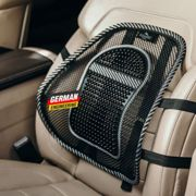 Donnerberg Lumbar Back Support for Chair and Car Seat - Pain Relief