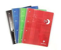 Dotted Student Notebook A4 - Color Packing By Stock Availability, Clairefontaine, Bullet Journal, Alba Blocks, Scrapbooking Paper