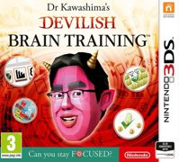 Dr Kawashima's Devilish Brain Training: Can you stay focused? [Nintendo 3DS]