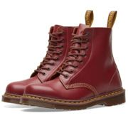 Dr Martens - Oxblood Leather Boot - 41 | leather | Oxblood