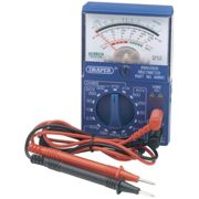 Draper Pocket Analogue Multimeter