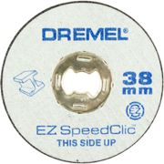Dremel Sc456B Ez Speedclic Metal Cutting Wheels (Pk-12)