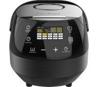 Drew & Cole DREW & COLE Clever Chef Multicooker - Charcoal, Charcoal