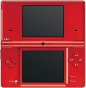 DSi Console, Red, Boxed