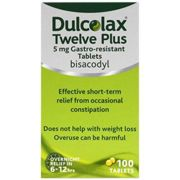 DulcoLax Tablets (100)