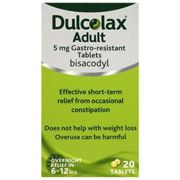 DulcoLax Tablets (20)