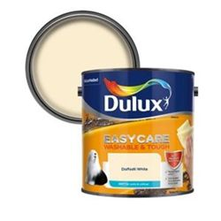 Pricehunter.co.uk - Price comparison & product search. Product image for  dulux daffodil white matt 5l