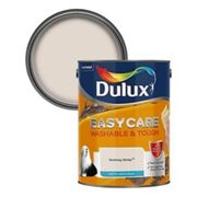 Dulux Easycare Washable & Tough - Nutmeg White - Matt Emulsion Paint 5L