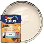 Dulux Easycare Washable & Tough - Magnolia - Matt Emulsion Paint 5L