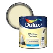 Dulux Natural hints Daffodil white Matt Emulsion paint 2.5L