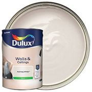 Dulux - Nutmeg White - Silk Emulsion Paint 5L