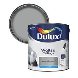 Pricehunter.co.uk - Price comparison & product search. Product image for  dulux paint warm pewter