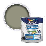Dulux Weathershield Exterior Quick Dry Satin Paint - Green Glade - 2.5L
