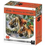 Early Morning In Bengal 1000 Piece Jigsaw Puzzle