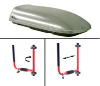 Eckla Roof Box Wall Mount