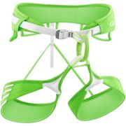 Edelrid ACE II Neon Green, Size L - Unisex Climbing Harnesses, Color Green