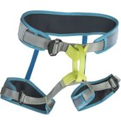 Edelrid Zack Gym Turquoise, Size S-M - Climbing Harnesses, Color Blue / Grey