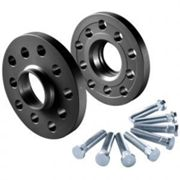 Eibach Pair of 30mm Black Pro-Spacer Wheel Spacers (Kit) - 4x114.3 PCD, System 6, 70.5mm Centre Bore, M14x1.5 Thread