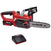 Einhell Power X-Change Einhell Power X-Change GE-LC 18 Li 25cm 18V Lithium Ion Cordless Chainsaw Kit with 3.0Ah Battery
