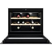 Electrolux KBW5X Built-in wine cellar cm. 60 - 18 bottles stainless steel - Energetic class: A++