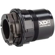Elite Sram Xd/xdr Freehub With Elite Direct Drive One Size Black