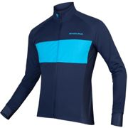 Endura FS260-Pro Jetstream Jersey II - L Navy | Jerseys