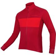 Endura FS260-Pro Jetstream Jersey II - M Rust Red | Jerseys