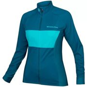 Endura Women's FS260-Pro Jetstream Jersey II - Kingfisher Green - XS, Kingfisher Green